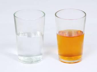 托玛琳水杯 抗氧化还原实验