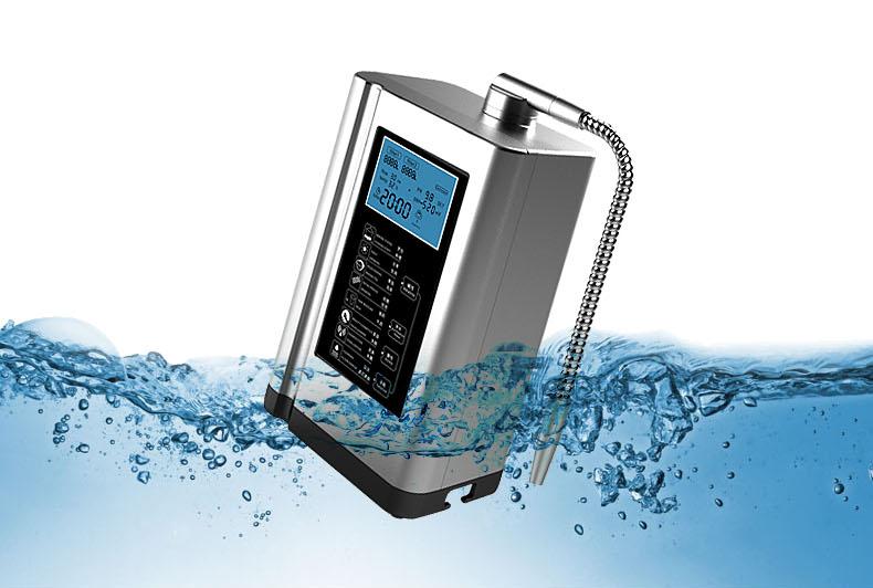 语音型电解水机